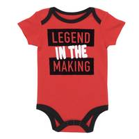 Carter's Baby Boys' Red Legend In Making Bodysuit from Blain's Farm and Fleet