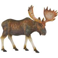 Breyer CollectA Walking Moose Kid Figurine from Blain's Farm and Fleet