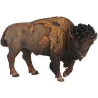 Breyer CollectA Standing American Bison Kid Figurine from Blain's Farm and Fleet