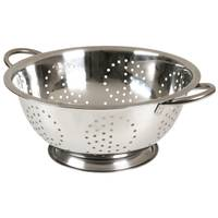 McSunley 726 Stainless Steel Deep Design Colander from Blain's Farm and Fleet