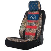 Realtree Americana Low Back Seat Cover from Blain's Farm and Fleet