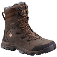 Columbia Sportswear Company Men's Brown Gunnison Plus Omni-Heat Boots from Blain's Farm and Fleet