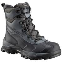 Columbia Sportswear Company Men's Black Bugaboot Plus IV Omni Heat Boots from Blain's Farm and Fleet