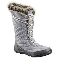 Columbia Sportswear Company Women's Grey Minx Mid II Boots from Blain's Farm and Fleet