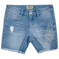 Squeeze Kids Big Girls' Patchwork Star Short Light Elise from Blain's Farm and Fleet