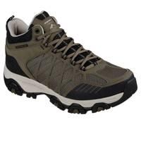 Skechers Men's Olive & Black Terrabite Turbary Trail Shoes from Blain's Farm and Fleet