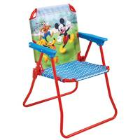 Disney Club House Mickey & The Roadster Racers Patio Chair from Blain's Farm and Fleet
