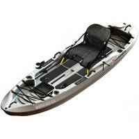 Sun Dolphin Boss 12 SS Fishing Kayak from Blain's Farm and Fleet