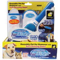 As Seen On TV Hurricane Fur Wizard Pet Fur and Lint Remover from Blain's Farm and Fleet