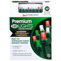 Seasons 4 5mm 50L Traditional F&F LED Light Set from Blain's Farm and Fleet