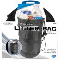 Custom Accessories Black Litter Bag from Blain's Farm and Fleet
