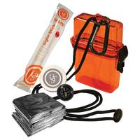 Ultimate Survival Technologies Watertight Survival Kit 1.0 from Blain's Farm and Fleet