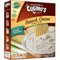 Cugino's French Onion Dip Mix from Blain's Farm and Fleet
