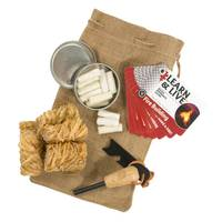 Ultimate Survival Technologies Heritage Campfire Kit from Blain's Farm and Fleet