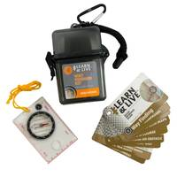 Ultimate Survival Technologies Wayfinding Learn & Live Kit from Blain's Farm and Fleet