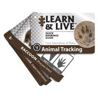 Ultimate Survival Technologies Animal Tracking Learn & Live Cards from Blain's Farm and Fleet