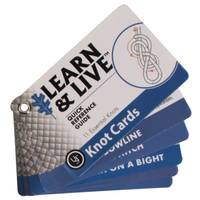 Ultimate Survival Technologies Knots Learn & Live Cards from Blain's Farm and Fleet