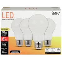 FEIT Electric 4-Pack 40 Watt Non-Dimmable LED from Blain's Farm and Fleet