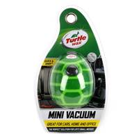 Turtle Wax Mini Turtle Shell Vacuum Cleaner from Blain's Farm and Fleet