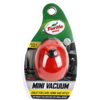 Turtle Wax Mini Red Vacuum Cleaner from Blain's Farm and Fleet