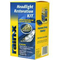 Rain - X Headlight Restore Kit from Blain's Farm and Fleet
