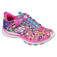Skechers Girls' Trainer Lite Happy Dancer Athletic Shoes from Blain's Farm and Fleet
