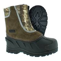 Itasca Boy's Snow Buster Boots Camo from Blain's Farm and Fleet