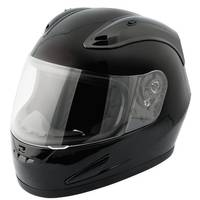 Raider Adult Gloss Black Octane Full Face Helmet from Blain's Farm and Fleet