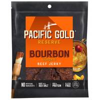 Pacific Gold Reserve 2.5 oz Bourbon Glazed Beef Jerky from Blain's Farm and Fleet