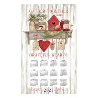 Kay Dee Designs Kitchen Sentiments 2019 Calendar Towel from Blain's Farm and Fleet