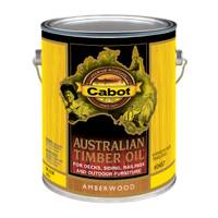 Cabot 1 Gallon Amberwood Australian Timber Oil Based Outdoor Stain from Blain's Farm and Fleet