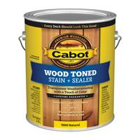 Cabot 1 Gallon Natural Wood Toned Deck & Siding Stain from Blain's Farm and Fleet