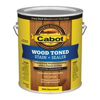 Cabot 1 Gallon Heartwood Wood Toned Deck & Siding Stain from Blain's Farm and Fleet