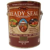 Ready Seal Mission Brown Deck and Wood Stain and Sealer from Blain's Farm and Fleet