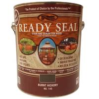 Ready Seal Burnt Hickory Deck and Wood Stain and Sealer from Blain's Farm and Fleet