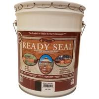 Ready Seal 5-Gallon Burnt Hickory Stain and Sealer from Blain's Farm and Fleet
