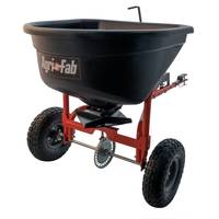 Agri-Fab 110# Tow Broadcast Spreader from Blain's Farm and Fleet