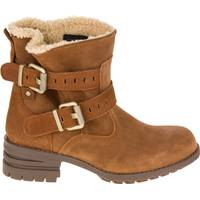 Cat Footwear Women's Brown Jory Boots from Blain's Farm and Fleet