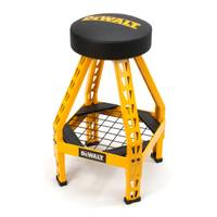 DEWALT Work Bench Height Shop Stool from Blain's Farm and Fleet