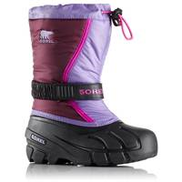 Sorel Girl's Flurry -32 Pac Boots Purple from Blain's Farm and Fleet
