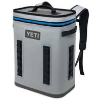 YETI Hopper BackFlip 24 Can Backpack Cooler from Blain's Farm and Fleet