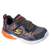 Skechers Boys' Charcoal & Orange Thermoflux Athletic Shoes from Blain's Farm and Fleet