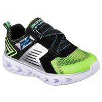 Skechers Boys' Lime Hypno-Flash 2.0 Athletic Shoes from Blain's Farm and Fleet