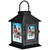 Mark Feldstein & Associates, Inc. Snow Family LED Lantern from Blain's Farm and Fleet