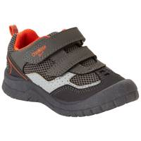 Puma Boys' Grey Enzo Athletic Shoes from Blain's Farm and Fleet