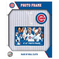 MasterPieces Chicago Cubs Uniformed Picture Frame from Blain's Farm and Fleet