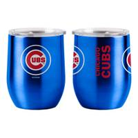MLB Chicago Cubs 16 oz Curved Ultra Tumbler from Blain's Farm and Fleet