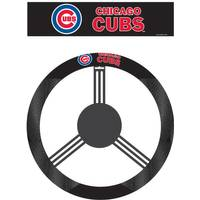 MLB Chicago Cubs Steering Wheel Cover from Blain's Farm and Fleet