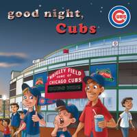 MLB Chicago Cubs Good Night Book from Blain's Farm and Fleet