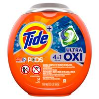 Tide 54 Count Tide Ultra Oxi Pods from Blain's Farm and Fleet